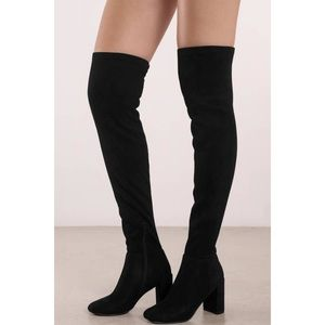 DV Over the Knee Boots